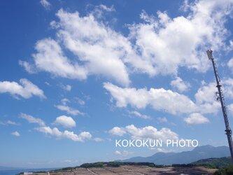 雲のある風景「ポストカード5枚セット」の画像