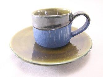 コーヒーカップ&ソーサー《05-ori 》の画像