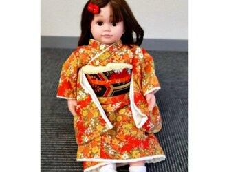 お話し人形  桃色花子  送料無料の画像