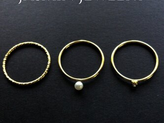 Baby Pearl Ringの画像