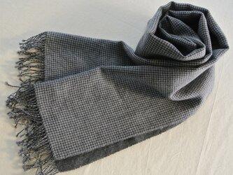 *sale* double cloth muffler #21の画像