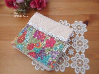 タオルハンカチ LIBERTY Fabricの画像
