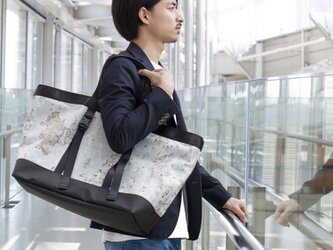3WAY TRIP TOTE Camouflage Grayの画像