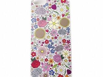 【送料無料】pop flowers iphone5 caseの画像