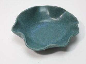 輪花豆皿   J102の画像