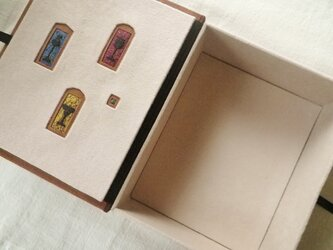 【L様オーダー品】書籍箱『彩光』の画像