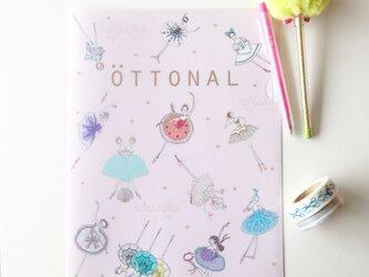 OTTONAL特製 A4 クリアファイルの画像