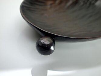 彫刻+皿の画像