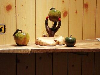 アップルmonsterと禁断のりんごの画像