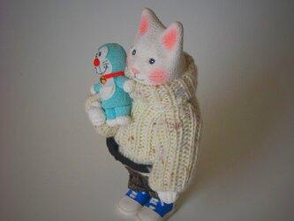 縮緬福猫 セーター猫 その七の画像