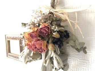 Shabby Chic Roses ウェルカムスペースの画像