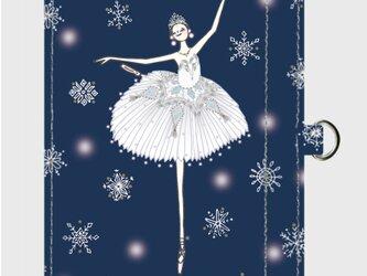 雪の女王 パスケースの画像