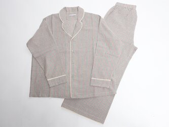 カディコットン パジャマセットの画像