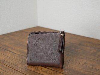 コンパクト財布 LSA-702 DBの画像