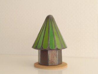 木のランプ サイズ(中)の画像