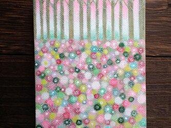 Mini Canvas Art_093【展示のみ】の画像