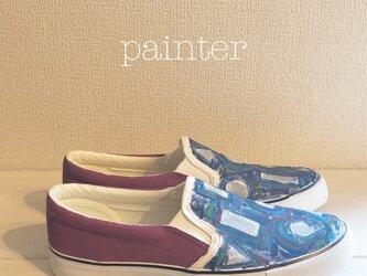 ペイントスリッポン 「painter」の画像