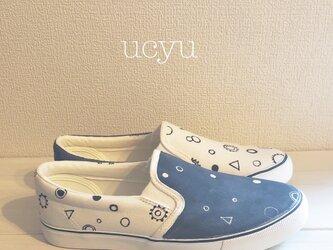 ペイントスリッポン 「ucyu」の画像