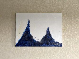 Work 11.01'19 ー 三角形の連鎖 ーの画像