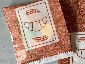 germany パン屋さんの袋10枚Setの画像