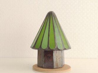 木のランプ  サイズ(小)の画像
