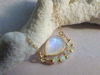 ☆再販☆14kgf Moonlight Serenade Necklaceの画像