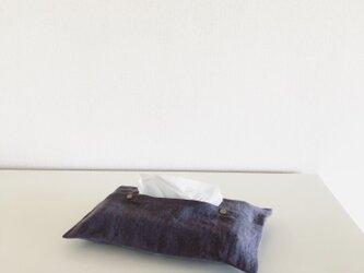 Tissueboxcover / lavenderの画像