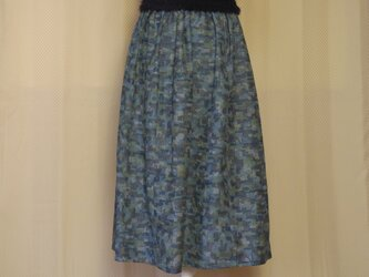 ギャザースカート 7001の画像