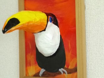 アートフレーム・オニオオハシの画像
