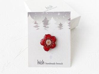 梅の花タイタックピンブローチ(ボックス入)の画像