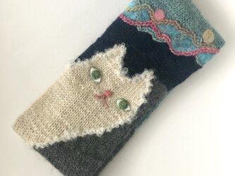 woolねこウォーマーの画像