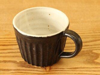 黒マット マグカップ -鎬 shinogi-の画像