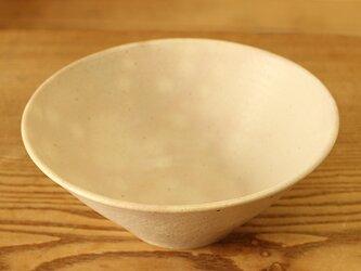白マット中鉢の画像