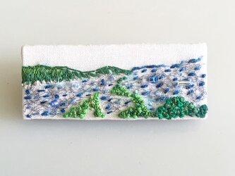 京都:::天の橋立ブローチの画像