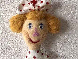 女の子の人形 Cの画像