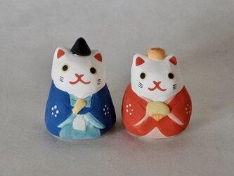 ミニ猫雛の画像