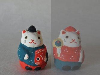 ミニ恵比寿猫の画像