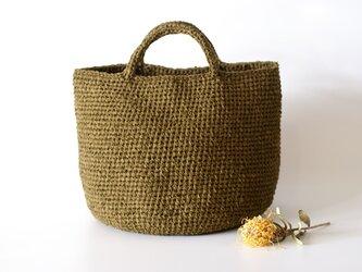 裂き編みバッグ(3Lサイズ)の画像