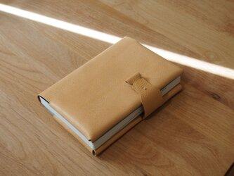 krono - ほぼ日手帳カバー A6サイズ(文庫本サイズ) ブックカバーの画像