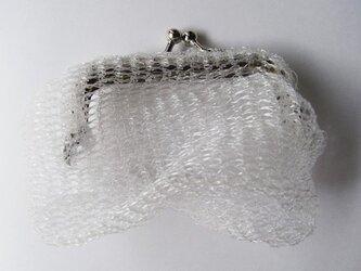 糸のガマグチの画像