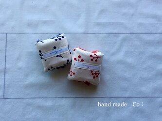 Choose! 布ナプキン M・赤い実青い実  /1枚の画像