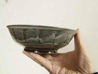 面取り鉢(わら灰)の画像