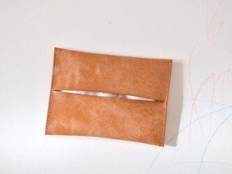 ポケットティッシュケース  [puebro/sabbia]の画像