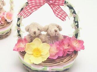 ひな祭り bearの画像