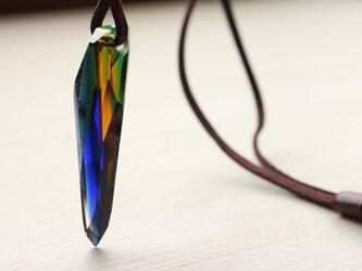 ガラス製 ペンダント The Earth Colorの画像