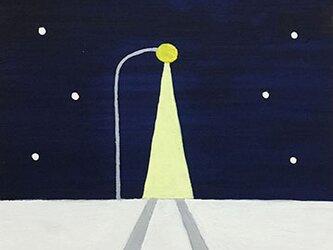 【原画】Night street(シート販売)の画像