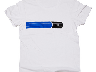 HBイラストTシャツ ユニセックスS〜XLサイズ、レディースS〜Lサイズ Tcollectorの画像