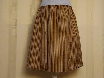 ギャザースカート 7004の画像