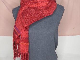 手織り ウール A1115bの画像