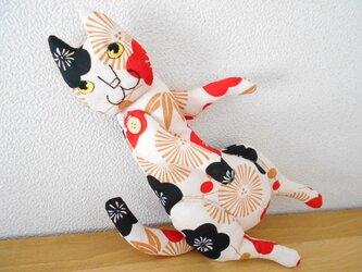 松竹梅の猫 2ひきめの画像